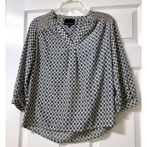 Cynthia Rowley Business-Casual Top Size Small